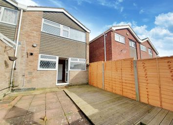 2 bed end terrace house for sale in Moat Walk, Gosport, Hampshire PO12