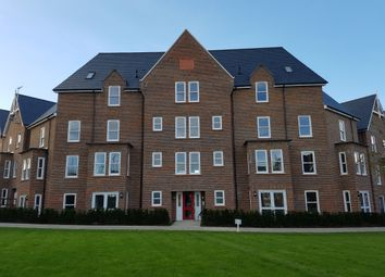 Thumbnail 2 bed flat for sale in Wyvern Way, Burgess Hill