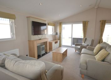Thumbnail 2 bedroom lodge for sale in St. Johns Road, Whitstable