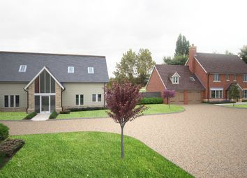 Thumbnail 4 bed detached house for sale in Down Hall Road, Matching Green, Harlow