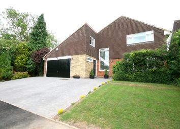 Thumbnail 5 bed detached house for sale in Good Intent, Edlesborough, Bucks