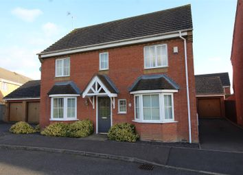 Thumbnail 4 bedroom detached house for sale in Buckthorn Road, Hampton Hargate, Peterborough