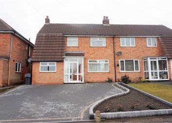 Thumbnail 3 bed semi-detached house for sale in Douglas Road, Birmingham
