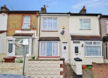 Thumbnail 3 bed terraced house to rent in Milton Road, Gillingham