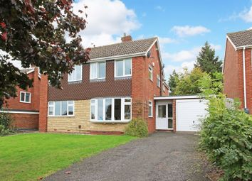 Thumbnail 4 bed detached house for sale in Hampton Hill, Wellington, Telford