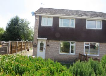 Thumbnail 3 bed semi-detached house for sale in Howick Drive, Nottingham