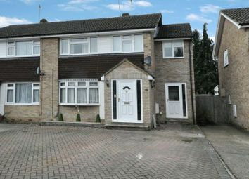 Thumbnail 4 bed semi-detached house for sale in Bodmin Road, Woodley, Reading