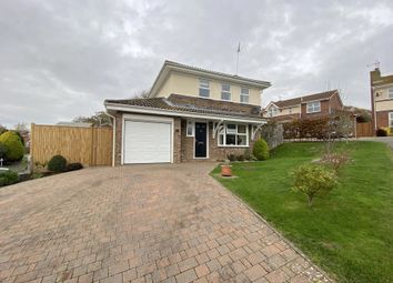 Thumbnail 4 bed detached house for sale in Oaklands, Pevensey, East Sussex