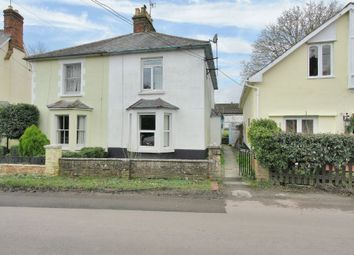 Thumbnail 3 bed semi-detached house for sale in Penton Mewsey, Andover