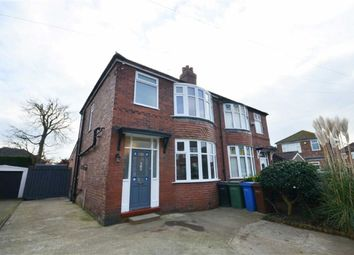 Thumbnail 3 bed semi-detached house to rent in Yealand Avenue, Heaton Norris, Stockport