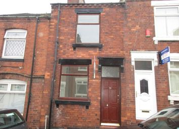 Thumbnail 2 bed terraced house to rent in Lower Mayer Street, Hanley, Stoke On Trent, Staffordshire