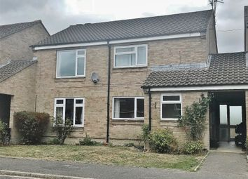 Thumbnail 2 bed flat for sale in Saxon Close, Cricklade, Swindon