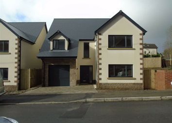 Thumbnail 4 bed detached house for sale in Llwyn Goedwig, Bronallt Road, Pontrarddulais, Swansea