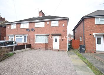 Thumbnail 3 bed semi-detached house to rent in Glastonbury Road, West Bromwich, West Midlands