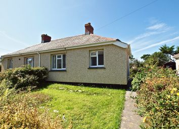 1 bed semi-detached bungalow for sale in Trevithick Road, Pool Redruth TR15
