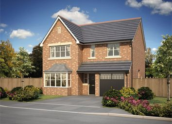 Thumbnail 4 bed detached house for sale in Euxton Lane, Euxton, Chorley