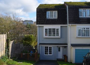 Thumbnail 4 bed town house for sale in Knowle House Close, Kingsbridge