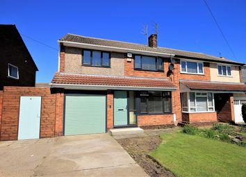 Thumbnail 3 bedroom semi-detached house for sale in Moor Lane, Cleadon, Sunderland