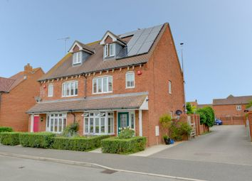 3 bed semi-detached house for sale in The Walkway, Angmering, Littlehampton BN16
