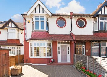 Thumbnail 4 bed semi-detached house for sale in West Barnes Lane, New Malden