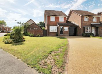 Thumbnail 3 bed detached house for sale in St Agnes Road, East Grinstead, West Sussex