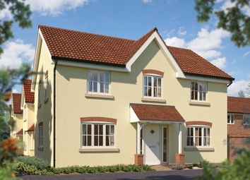 "Thumbnail 4 bed property for sale in ""The Chestnut"" at Priory Fields, Wookey Hole Road, Wells, Somerset, Wells"