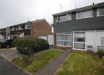 Thumbnail 3 bed end terrace house for sale in Eskdale, Thornbury, Bristol