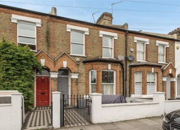 Thumbnail 4 bed terraced house for sale in Swaffield Road, London