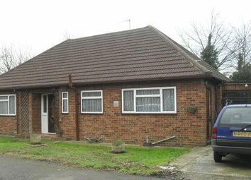 Thumbnail 3 bed detached bungalow to rent in Poplar Close, Colnbrook