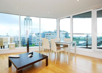 Thumbnail 3 bedroom flat to rent in Chelsea Vista, The Boulevard, Imperial Wharf, London