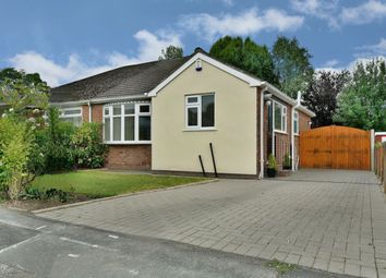Thumbnail 2 bed bungalow for sale in Portloe Road, Heald Green, Cheadle