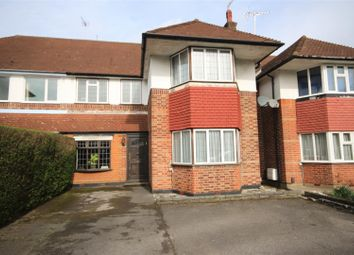Thumbnail 4 bed property for sale in Bramley Road, Southgate, London