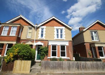 Thumbnail 4 bed semi-detached house to rent in Victoria Road, Salisbury