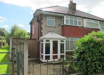Thumbnail 3 bed semi-detached house for sale in Lower Road, Halewood Village, Liverpool, Merseyside