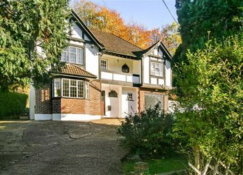 Thumbnail 4 bedroom detached house for sale in Welcomes Road, Kenley, Surrey