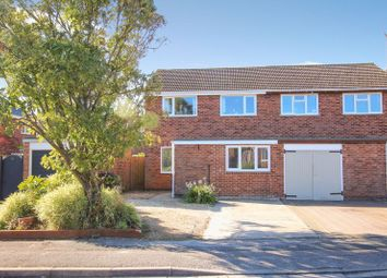 Thumbnail 3 bed semi-detached house for sale in Nobles Close, Grove, Wantage