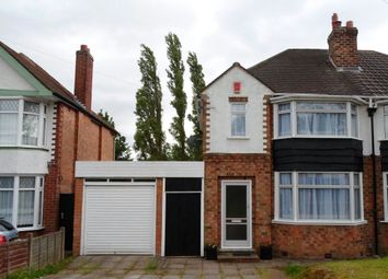 Thumbnail 3 bed property to rent in Longmoor Road, Sutton Coldfield, Sutton Coldfield