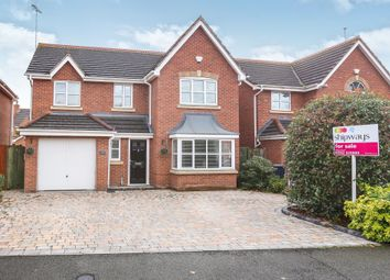Thumbnail 4 bed detached house for sale in Millgate Close, Stourport-On-Severn