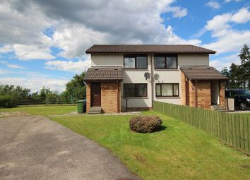Thumbnail 1 bedroom flat for sale in 69 Towerhill Crescent, Cradlehall, Inverness