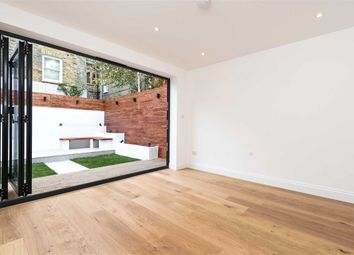 Thumbnail 3 bed flat for sale in Comyn Road, London