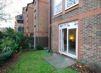 Thumbnail 1 bed flat to rent in Helena Place, London