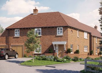 Thumbnail 3 bed semi-detached house for sale in Farnham Road, Sheet, Petersfield, Hampshire