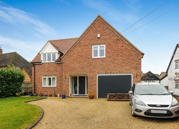 Thumbnail 4 bed detached house for sale in The Gables, 42A The Avenue, Worminghall