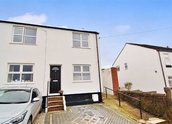 Thumbnail 2 bed end terrace house for sale in North Street, Mow Cop, Stoke-On-Trent