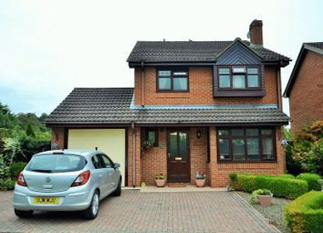 Thumbnail 4 bed detached house for sale in Old School Lane, Wharfside, Burford, Tenbury Wells