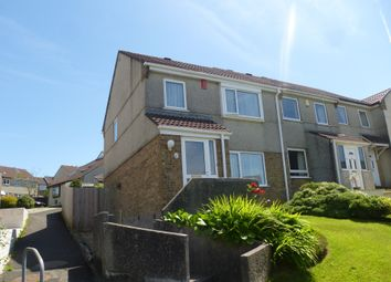 Thumbnail 3 bed end terrace house for sale in Hedingham Close, Plympton, Plymouth