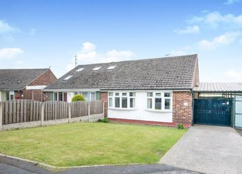 Thumbnail 2 bed bungalow for sale in Durham Close, New Whittington, Chesterfield, Derbyshire
