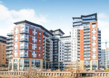 Thumbnail 2 bed flat for sale in 16 Whitehall Waterfront, 2 Riverside Way, Leeds