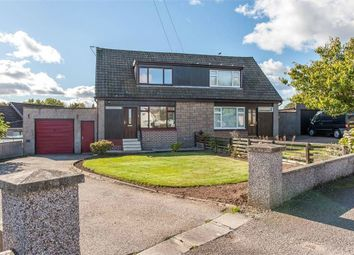 Thumbnail 3 bed semi-detached house for sale in Woodcot Park, Stonehaven, Aberdeenshire