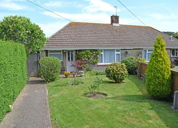 Thumbnail 1 bed bungalow for sale in Barnfield Road, Bembridge, Isle Of Wight